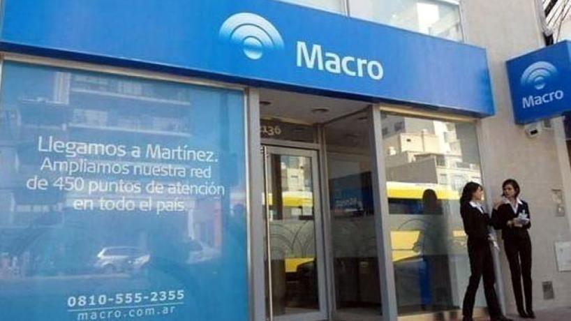 El Banco Macro atenderá únicamente con turnos previos
