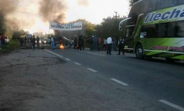 Los trabajadores del limón retomaron la protesta: estas son las rutas que están cortadas