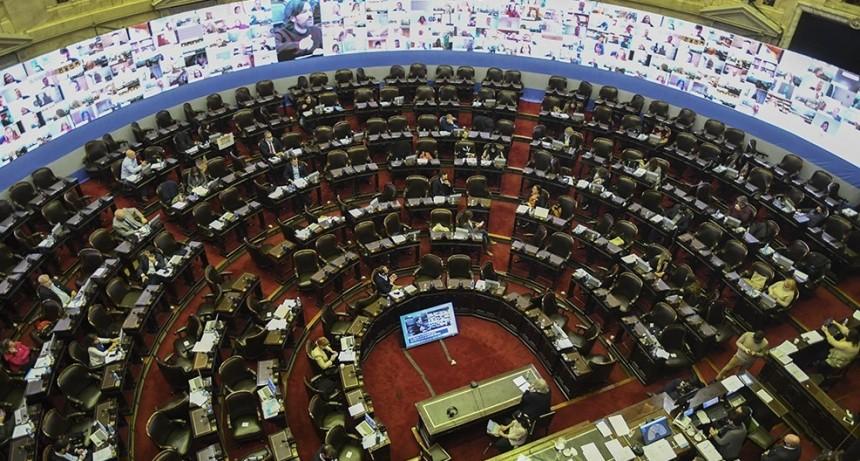Diputados inicia la semana con una intensa agenda de comisiones