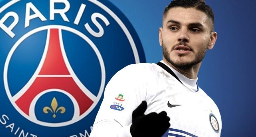 Icardi será adquirido por el PSG tras un acuerdo con el Inter