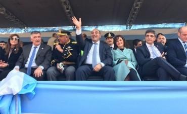Miles de tucumanos disfrutaron del desfile patrio