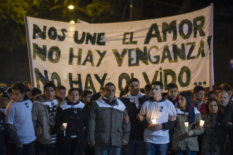"""""""Matías no perdió la vida: se la arrancaron"""", dijo el abogado de la familia Albornoz Piccinetti"""