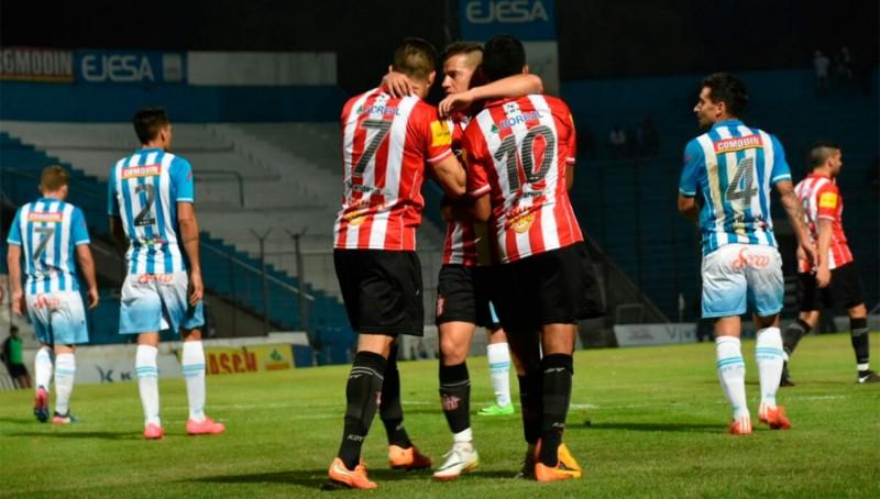 San Martín sumó ritmo y le ganó a Gimnasia de Jujuy en el estadio 23 de Agosto