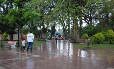 Con probabilidad de lluvias por la tarde la máxima hoy alcanzaría los 25°C