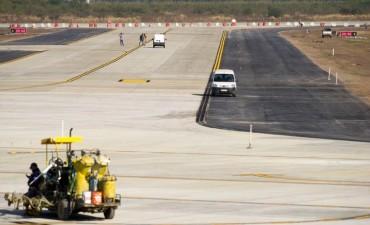 El aeropuerto renace en una semana para conectar a Tucumán con el mundo