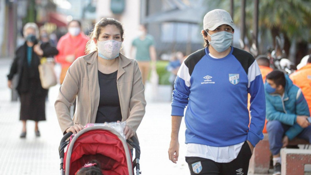 Tucumán acumuló 43 casos de coronavirus en 24 horas