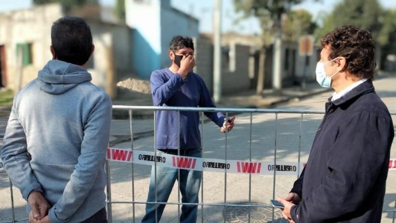 Sánchez descartó retroceder de Fase tras el bloqueo Concepción