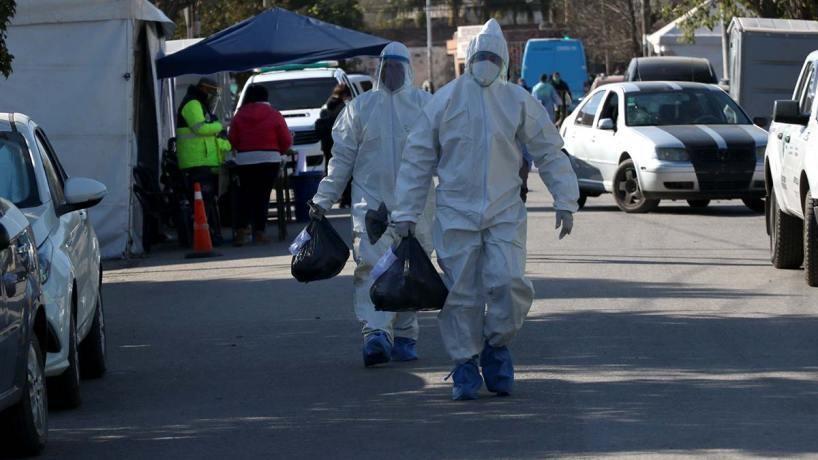 Coronavirus en Tucumán: una muerte y 82 nuevos casos en lo que va del jueves
