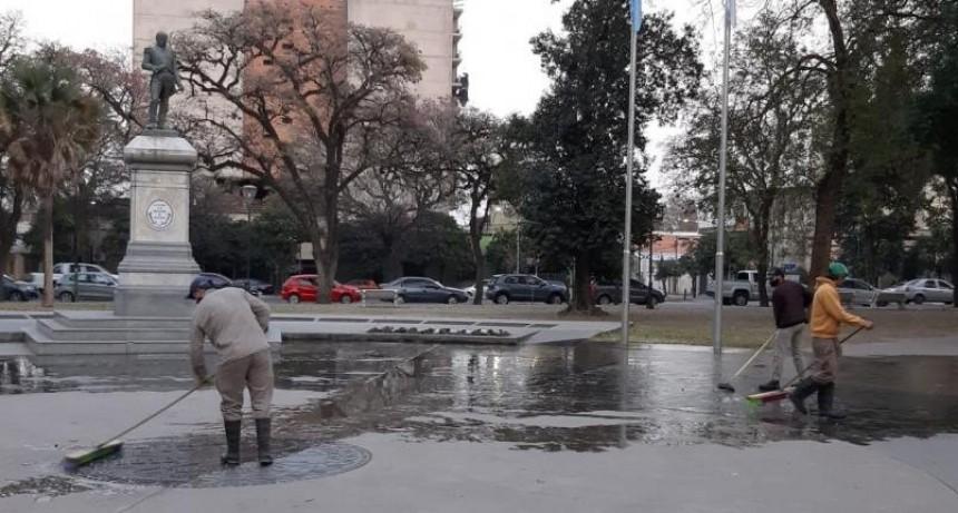 Coronavirus en Tucumán: restringen el ingreso a parques y plazas de la Capital