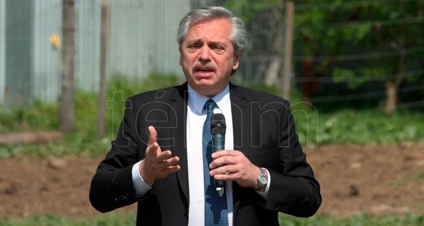 Fernández desmintió haber acordado la suba de  la nafta con el Gobierno