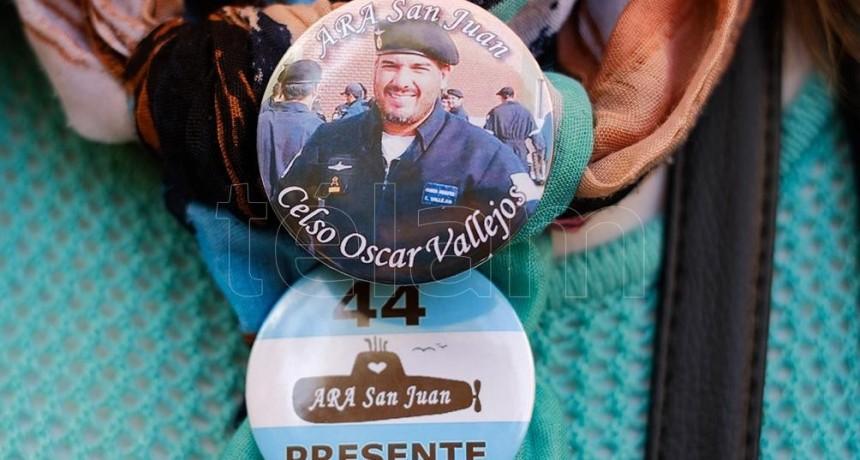 Realizan homenaje por el segundo aniversario del hundimiento del ARA San Juan