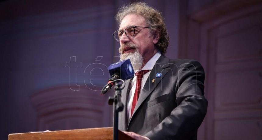 El senador Luenzo confirma que se ratificará la unidad del PJ en el Senado